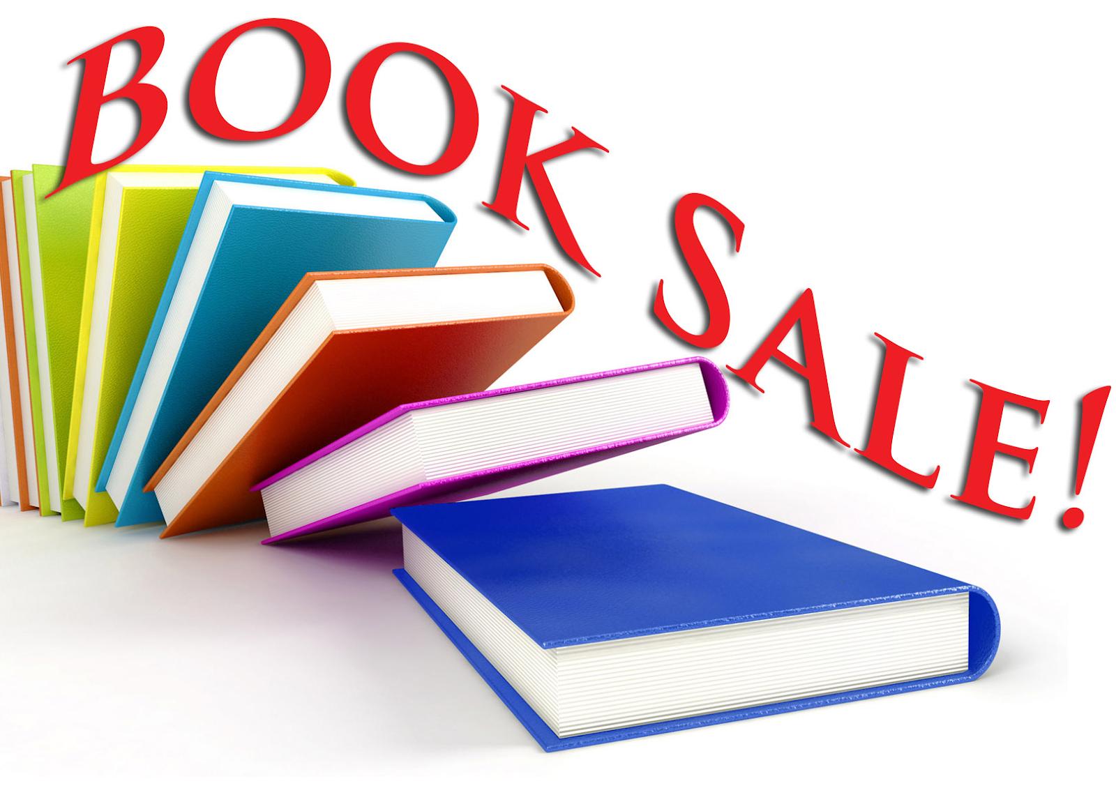 Book Sale @ Adams Library Lower Annex