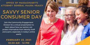 The Savvy Senior Consumer Protection Day Virtual Summit