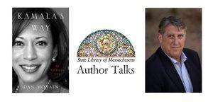 Tewksbury Public Library presents Kamala's Way: An American Life by Dan Morain