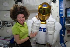 """Arms Library presents- """"Ask Me Anything"""" with Dr. Cady Coleman, Astronaut"""