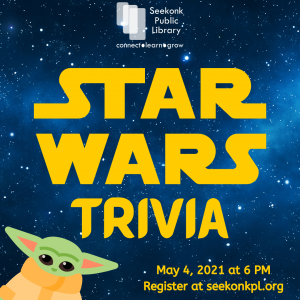 Seekonk Public Library presents- Star Wars Trivia Night