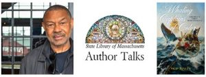 BPL presents- May Virtual Author Talk: Skip Finley — Whaling Captains of Color: America's First Meritocracy